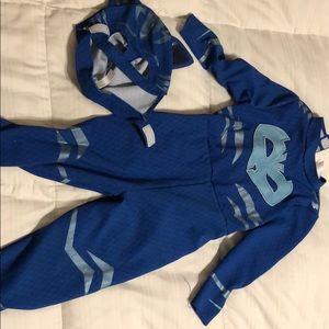 PJ mask cat boy costume size 2t-4t